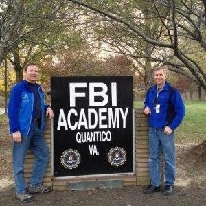Schwedhelm and Schwartz at Quantico, VA