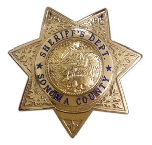 SCSO Badge