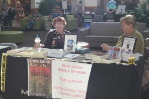 Marilyn at Writers Festival