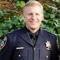 Captain Craig Schwartz of the Santa Rosa Police Department