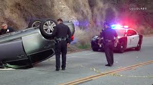 ktla car crash w lapd
