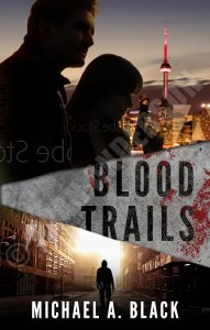 mike Black BloodTrails cover