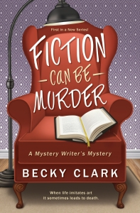 BClark cover Fiction Can Be Murder