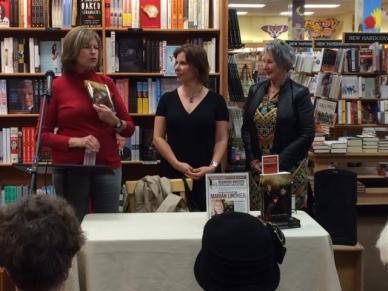 Book club hevron lindner settles