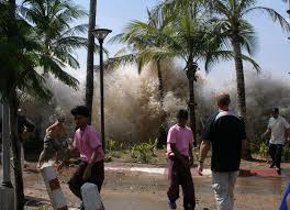 tsunami Ao Nang, Krabi Province, Thailand 2004